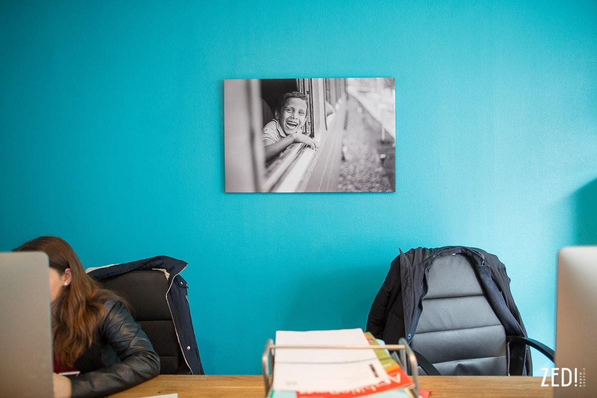 Artiste et auteur photographe pour des tirages photos Fine Art à Lyon et en Rhône Alpes pour l'agence de communication Ultramédia