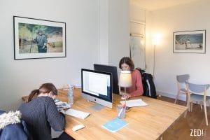 Un reportage photo par le photographe Lyon reportage qui réalise des portrait et des photos corporate à Lyon en Auvergne Rhône Alpes et en France