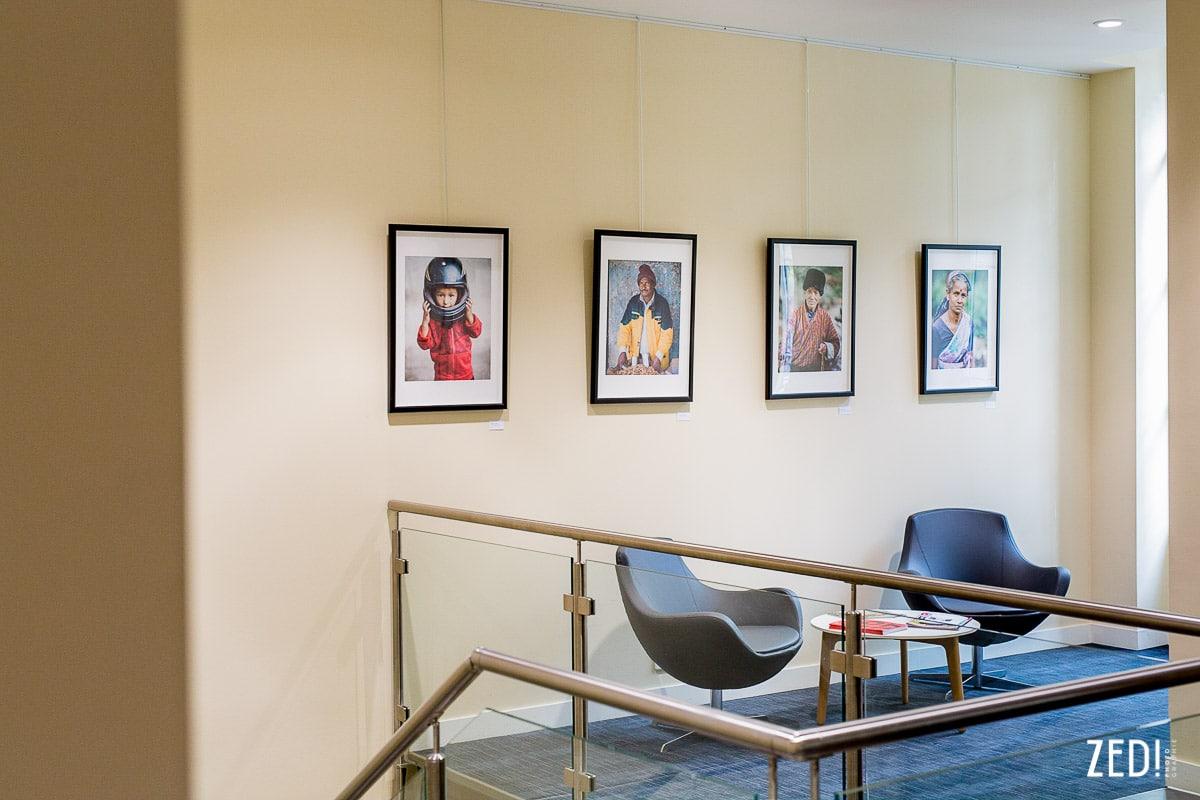 Une exposition fine art à Lyon. Une exposition d'artiste sur des photos d'Asie, de voyage et de portraits par le photographe Zed Photographie.