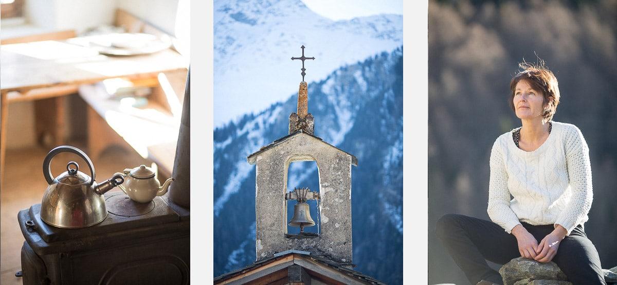 Un photographe reportage professionnel en Rhônes Alpes Savoie et dans les Alpes françaises.