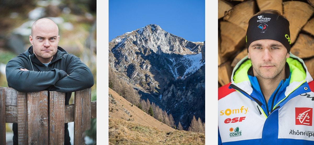 Un reportage photo en montagne en Rhône Alpes Savoie par le photographe Zed Photographie et des portraits.